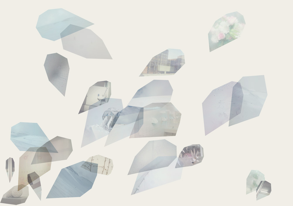 / pigment print on paper