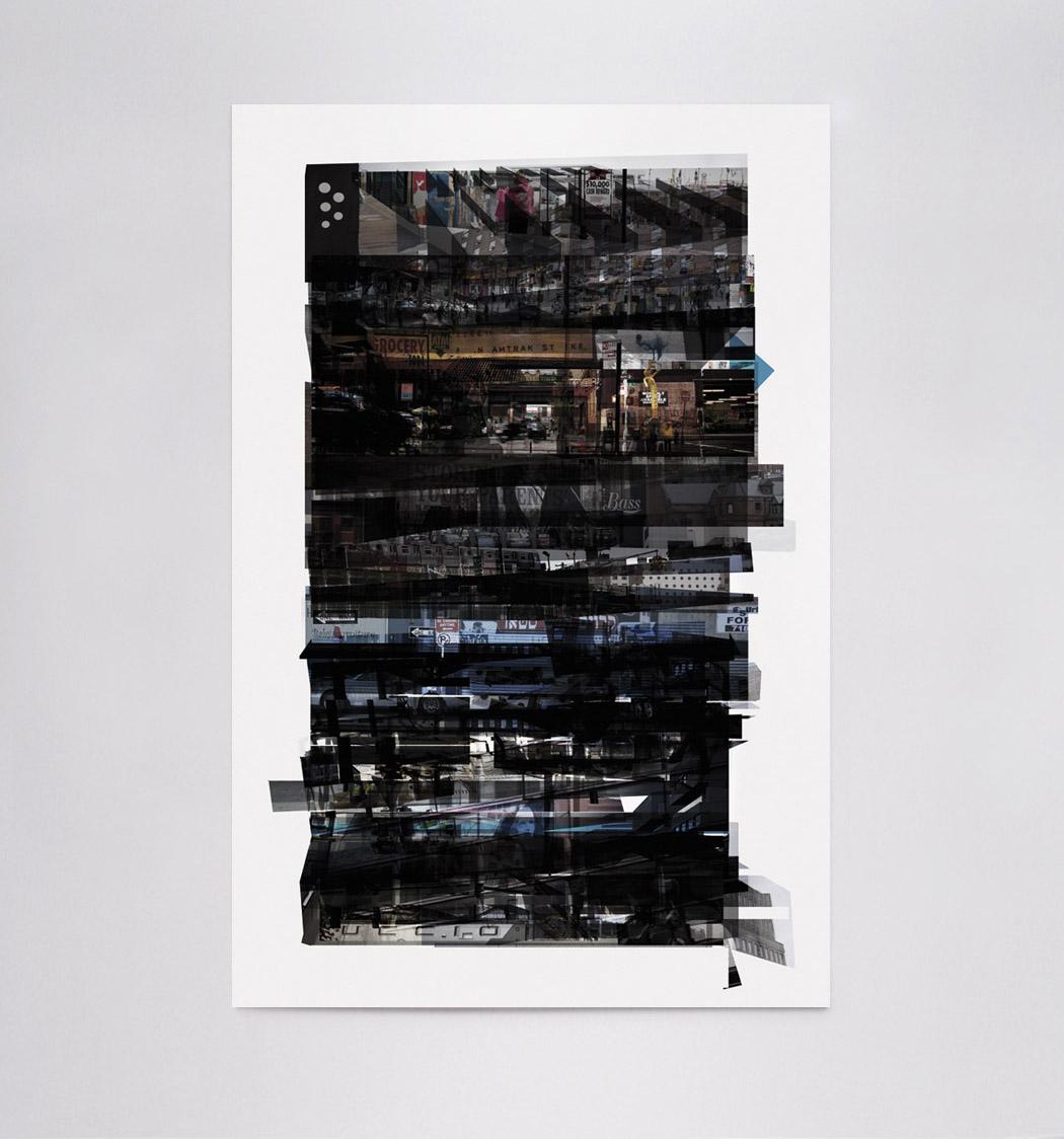 / latex print on canvas